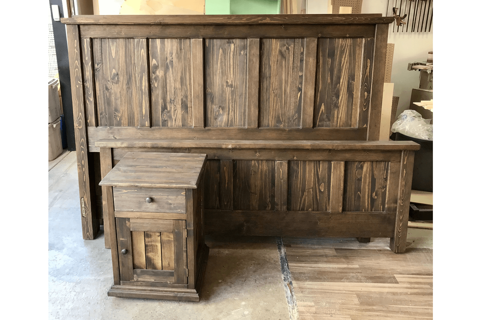 solid wood bedroom furniture, Edmonton
