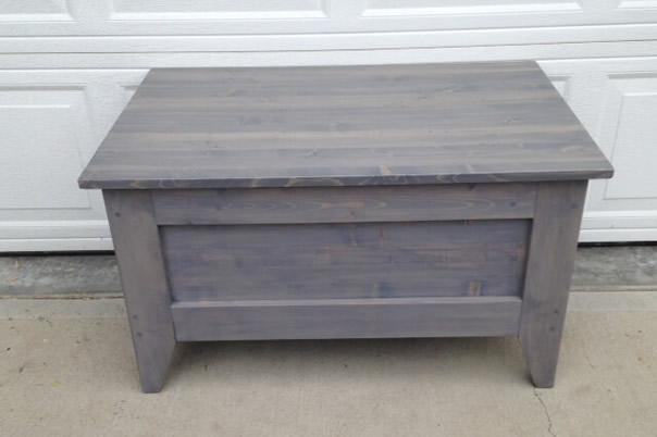 Classic Grey Minwax Stain