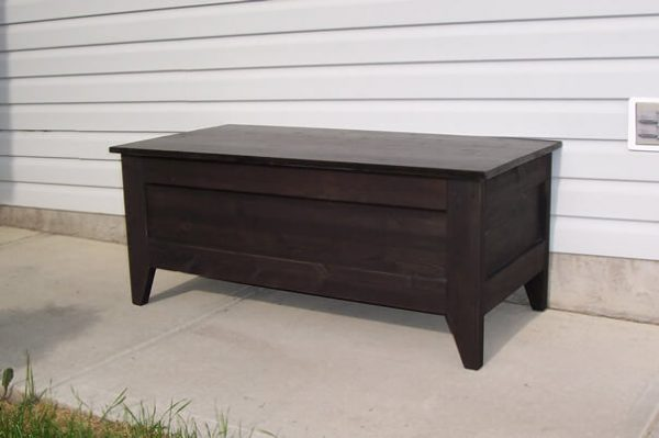 solid wood coffee table, Edmonton