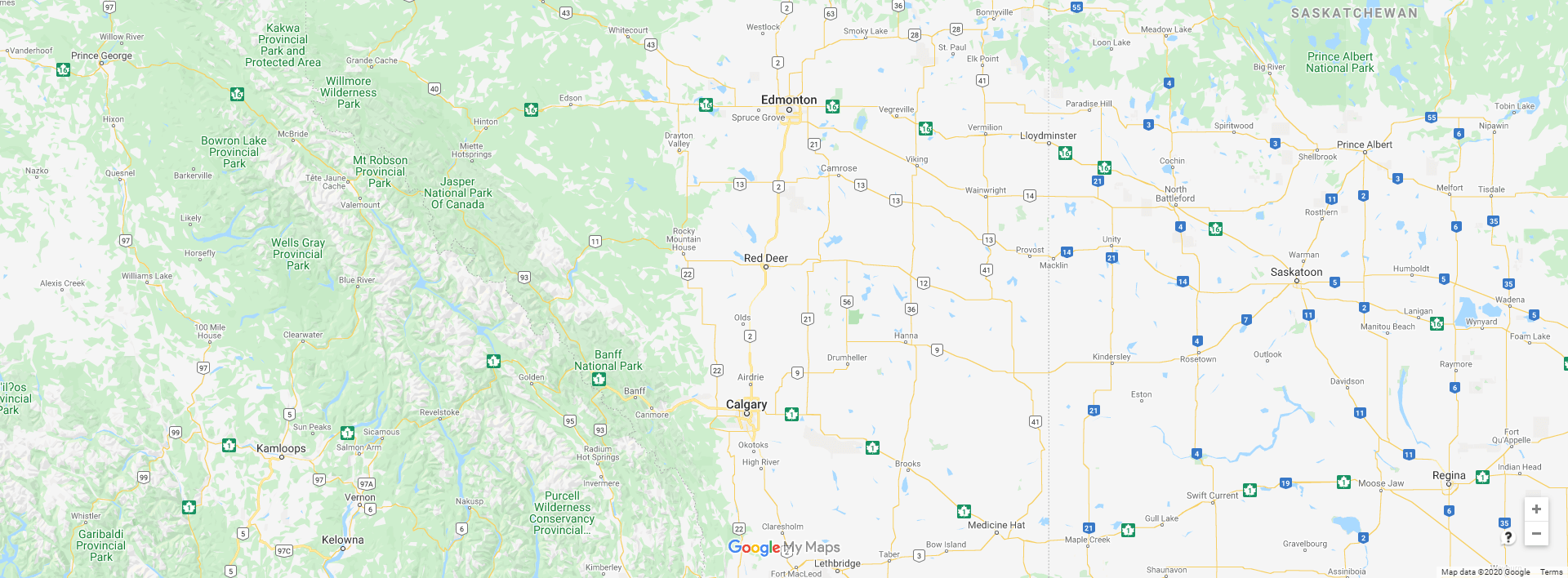 serving Edmonton, Calgary and the rest of Alberta