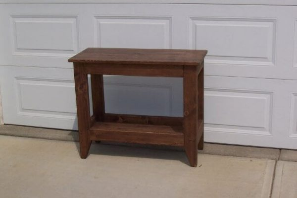 solid wood tray coffee tables, Alberta